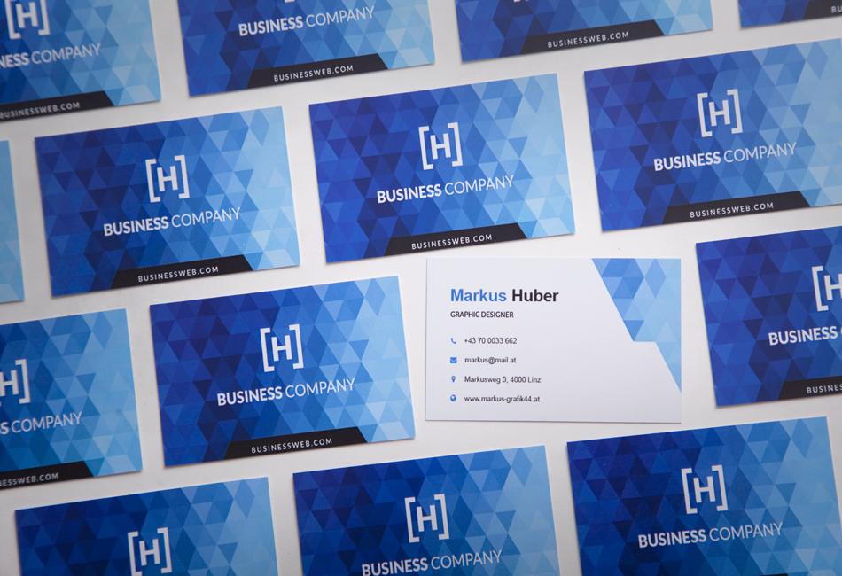 Visitenkarten Online Drucken Global Print Com